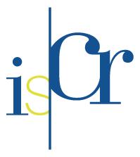 Risultati immagini per logo iscr